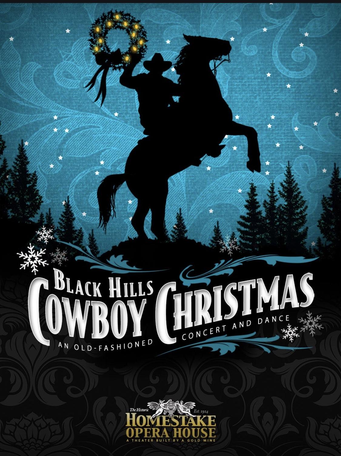 Christmas Concerts.Black Hills Cowboy Christmas It S The 10th Year Of The Black Hills Cowboy Christmas Concerts Dance Arts South Dakota